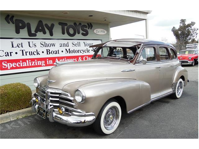 Picture of '48 Fleetmaster - N461