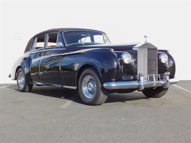 Picture of '57 Silver Cloud - N464