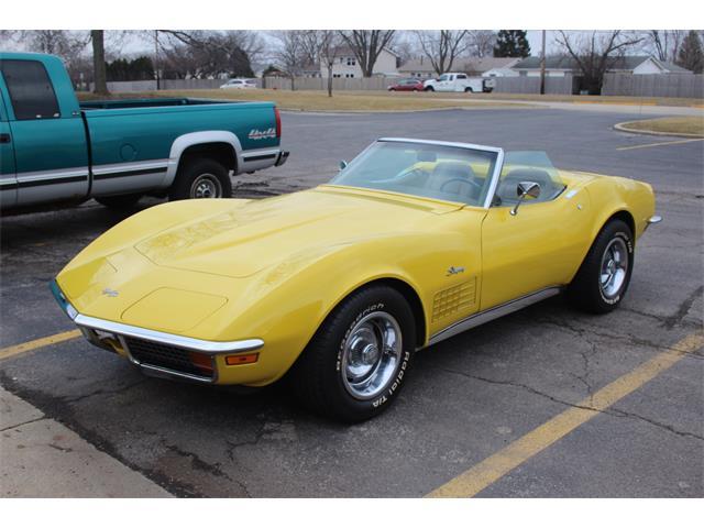 Picture of '72 Corvette - N468