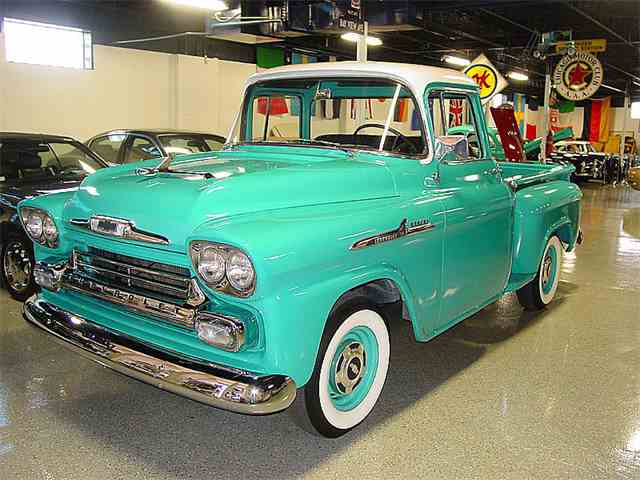 Picture of Classic 1958 Chevrolet Apache located in colorado springs Colorado Offered by  - N469