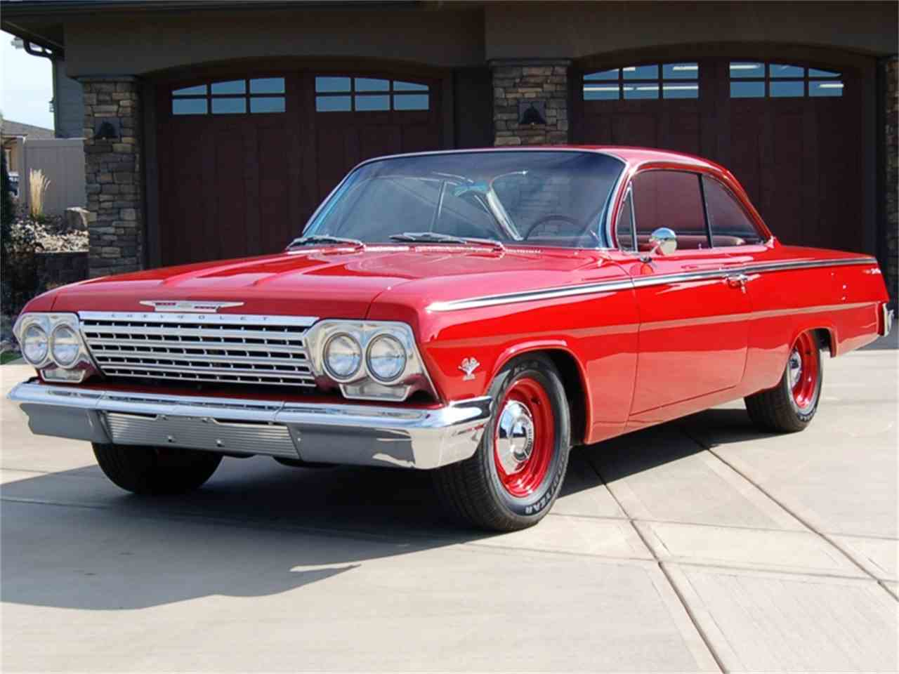1962 Chevrolet Bel Air for Sale | ClassicCars.com | CC-1078500