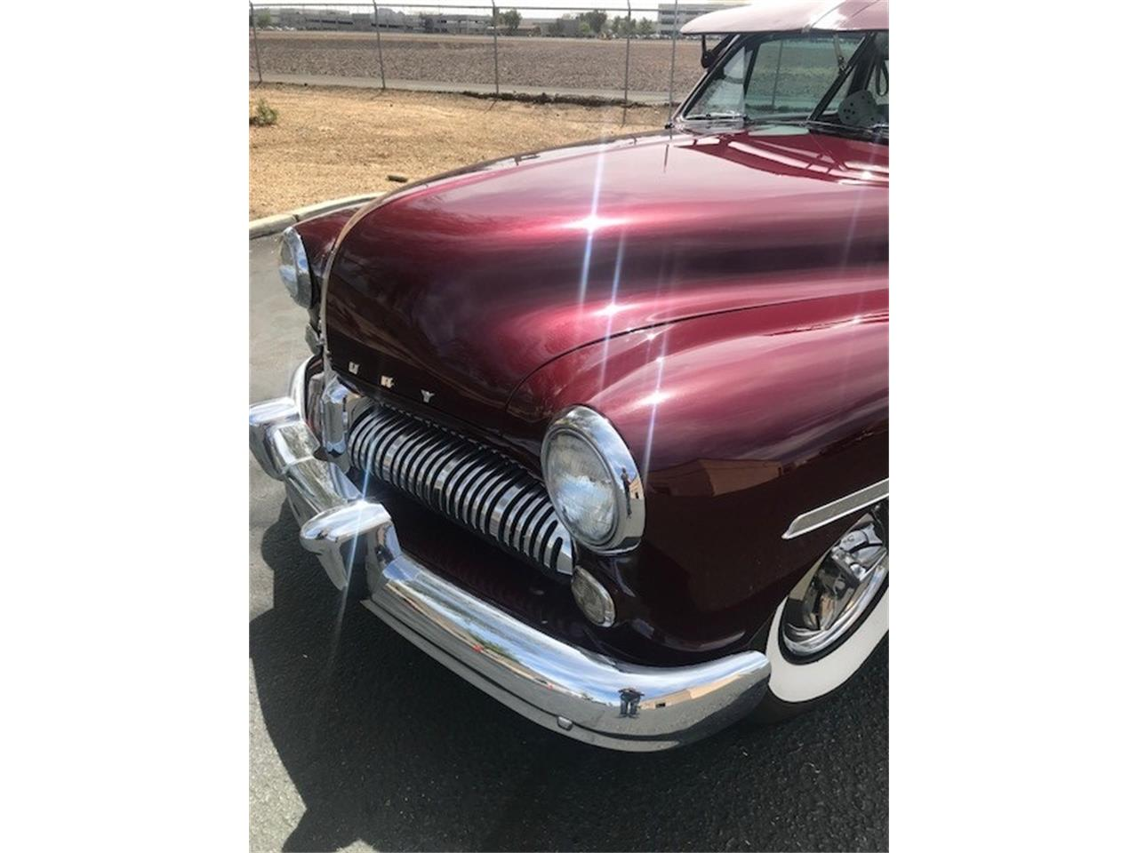 Large Picture of Classic 1949 Mercury 2-Dr Coupe located in Phoenix Arizona - $44,500.00 Offered by a Private Seller - N46D