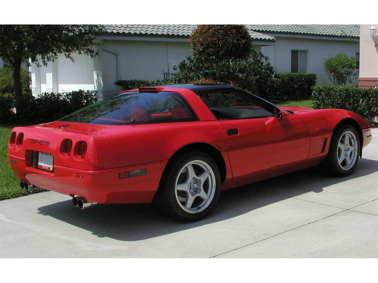 1995 chevrolet corvette zr1 for sale cc 1078504. Black Bedroom Furniture Sets. Home Design Ideas