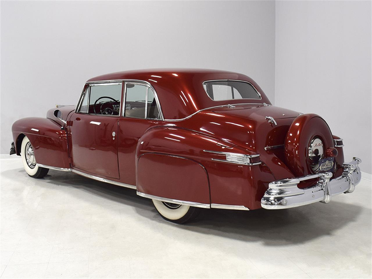 Large Picture of '47 Continental - N46H