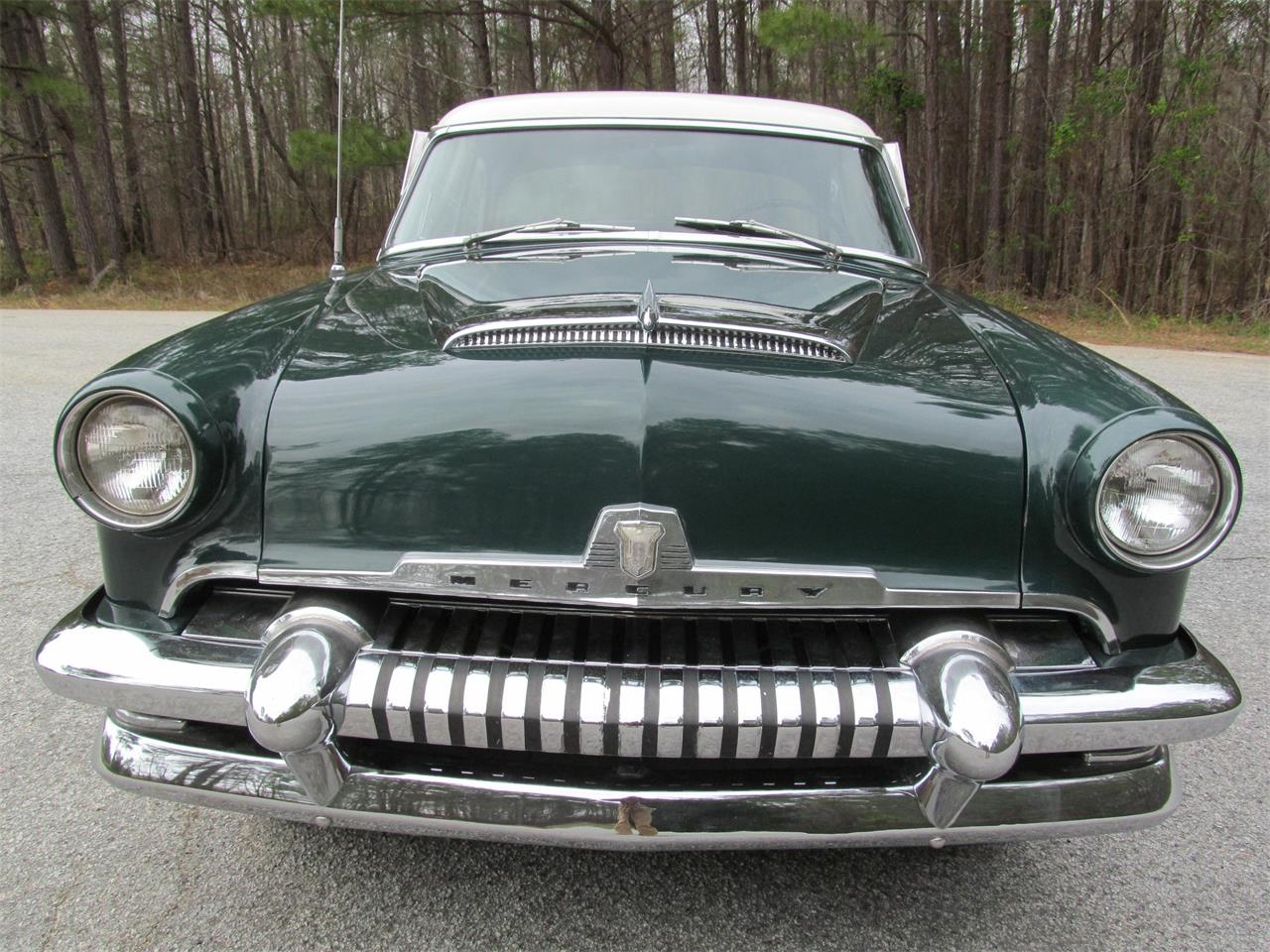 Large Picture of Classic 1954 Mercury Monterey located in Georgia - $24,900.00 Offered by Peachtree Classic Cars - N46J