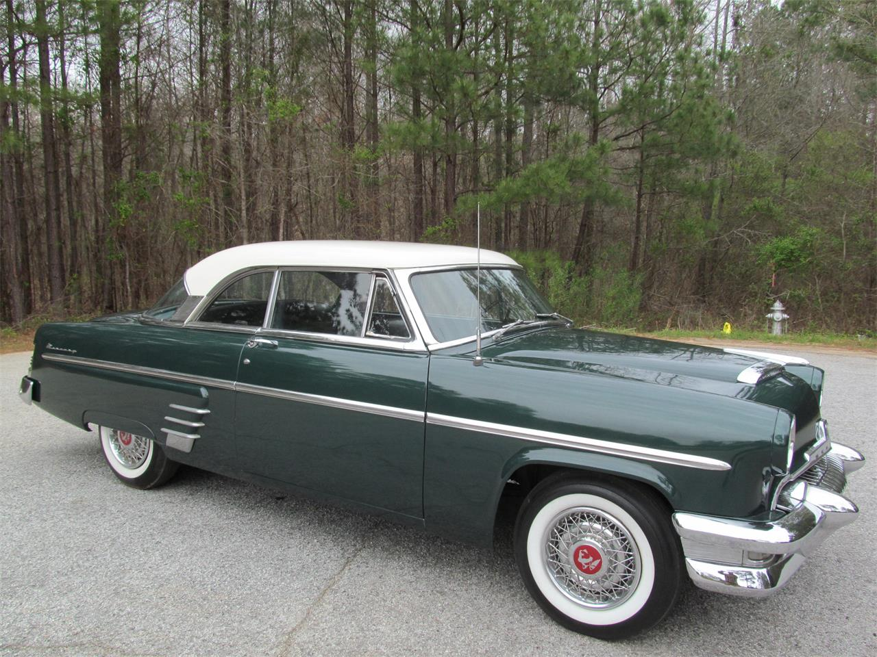 Large Picture of Classic 1954 Mercury Monterey located in Georgia Offered by Peachtree Classic Cars - N46J