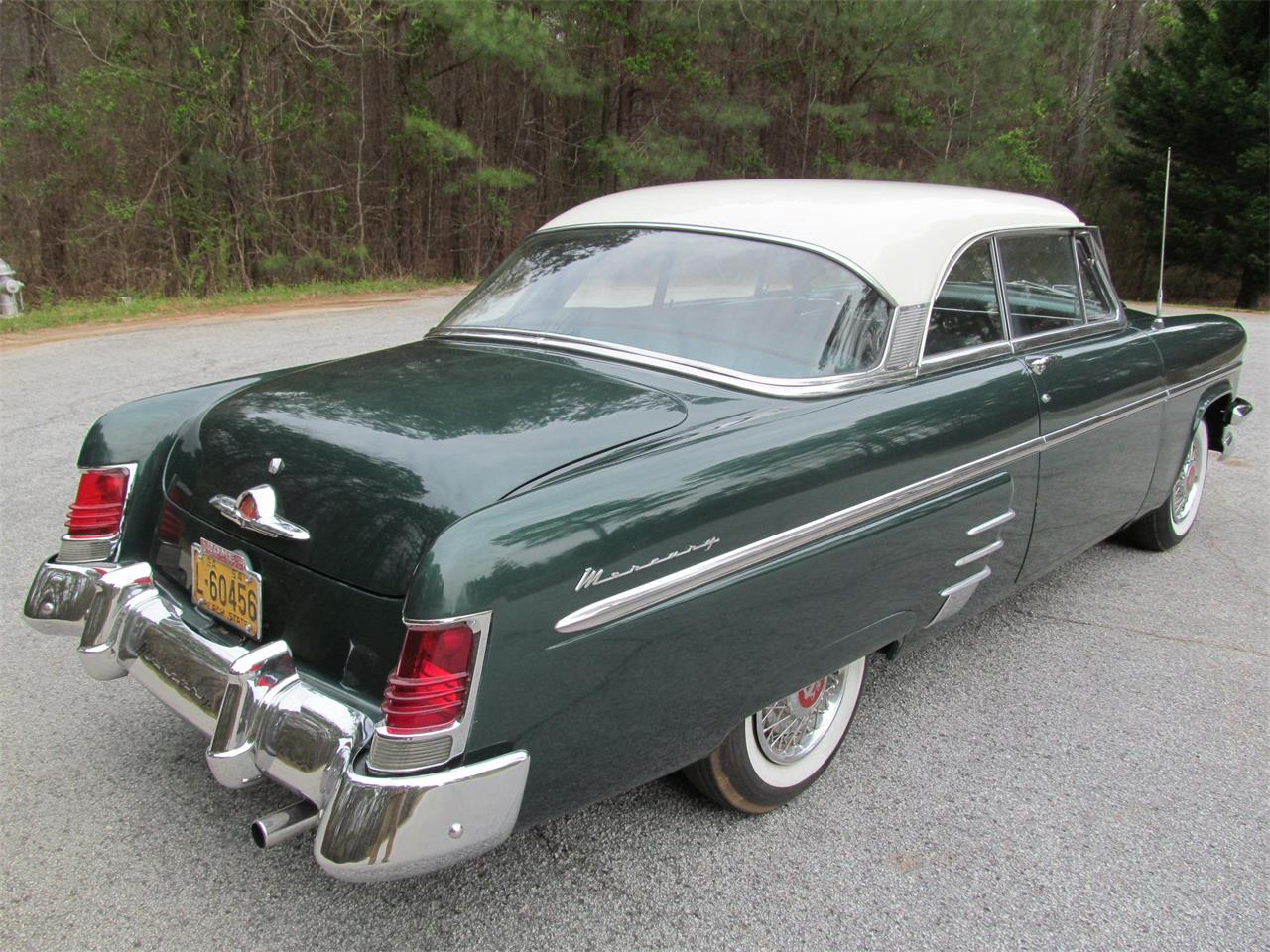 Large Picture of Classic '54 Mercury Monterey located in Fayetteville Georgia - $24,900.00 - N46J