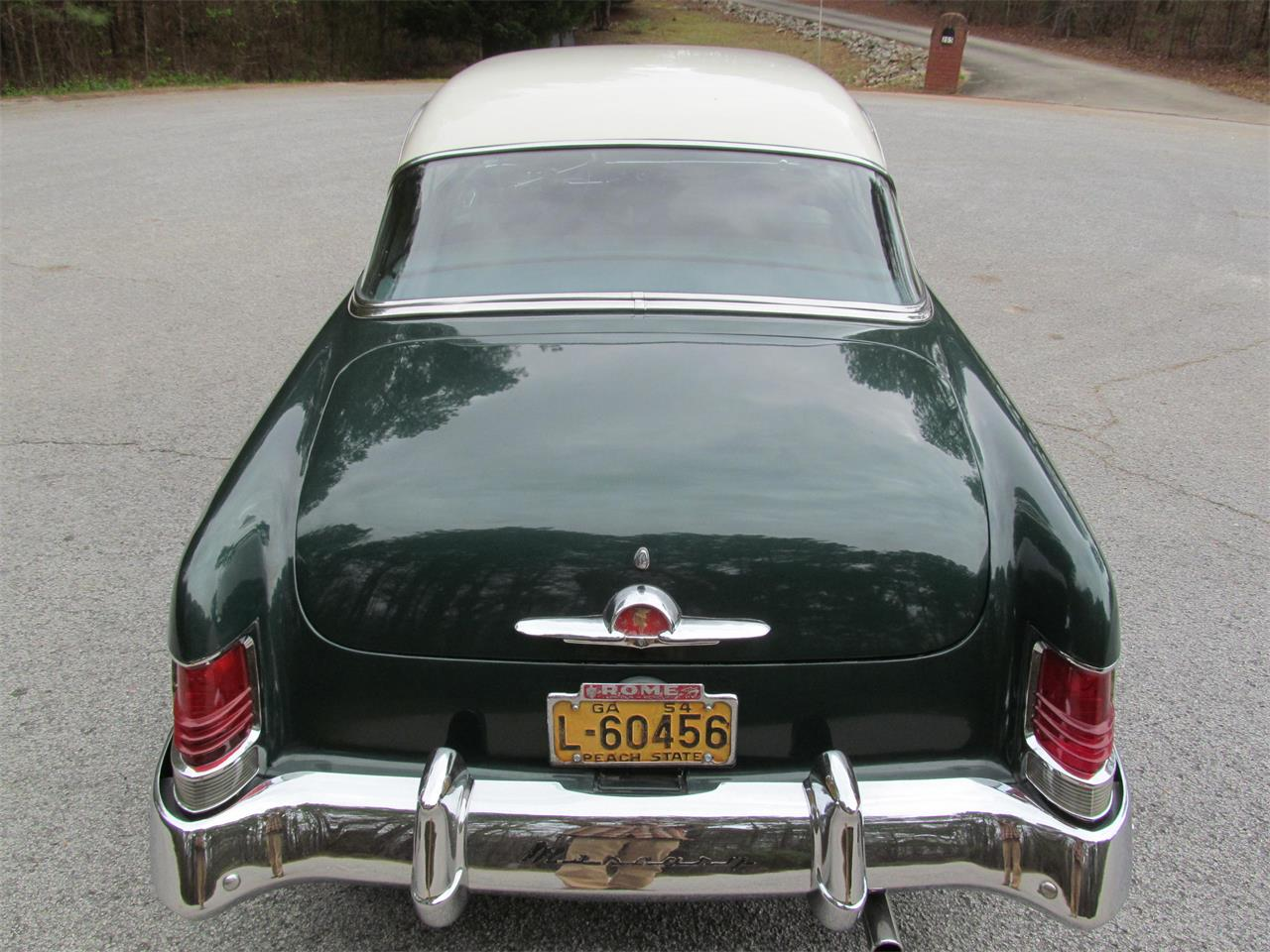 Large Picture of 1954 Mercury Monterey located in Fayetteville Georgia - $24,900.00 Offered by Peachtree Classic Cars - N46J