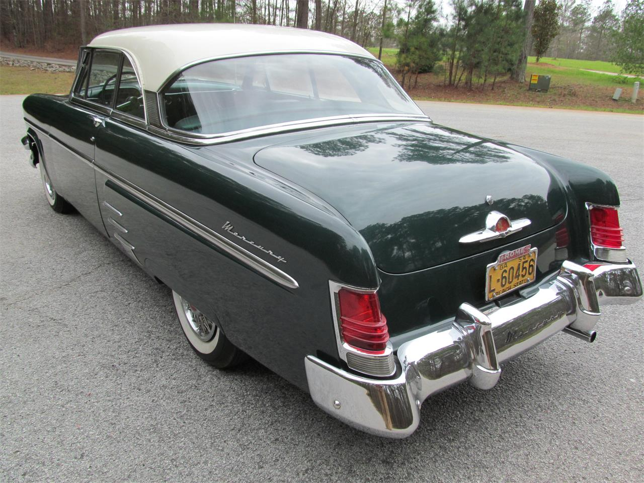 Large Picture of '54 Mercury Monterey located in Fayetteville Georgia - $24,900.00 - N46J