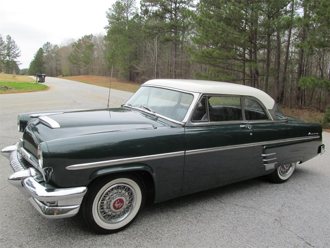 Large Picture of Classic '54 Monterey - $24,900.00 Offered by Peachtree Classic Cars - N46J