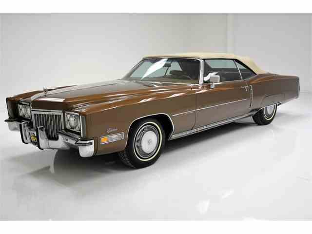 Picture of Classic '72 Eldorado Offered by  - N47M