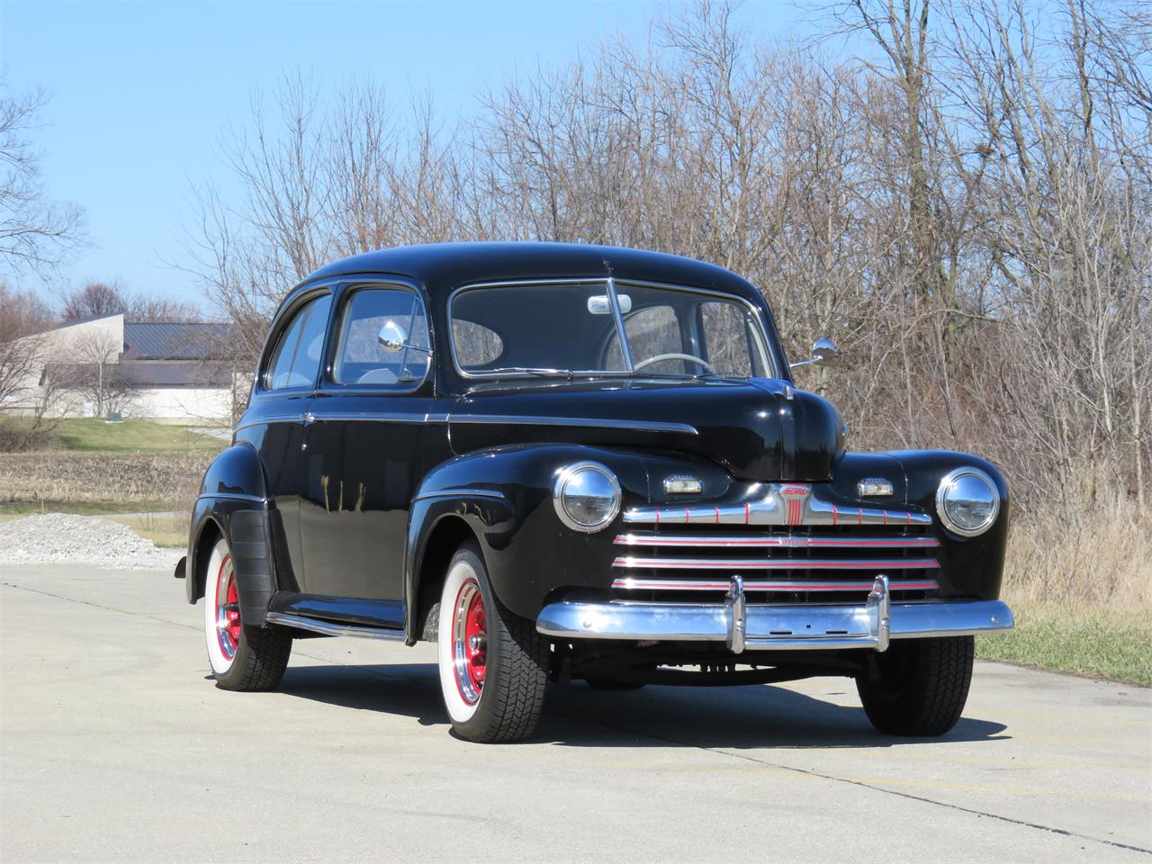 Large Picture of '46 Ford Deluxe Offered by Earlywine Auctions - MY9Z