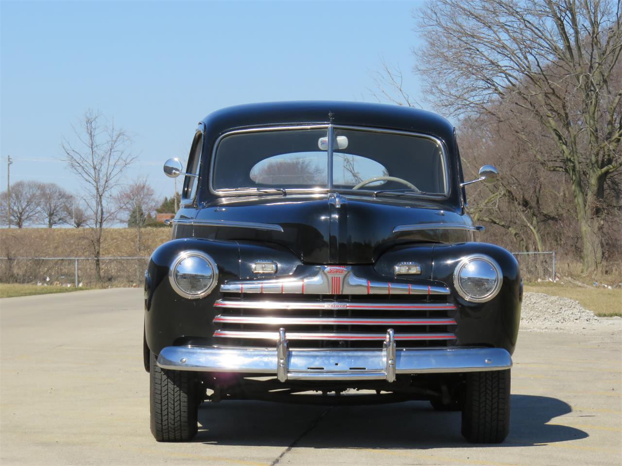 Large Picture of 1946 Ford Deluxe located in Kokomo Indiana - MY9Z