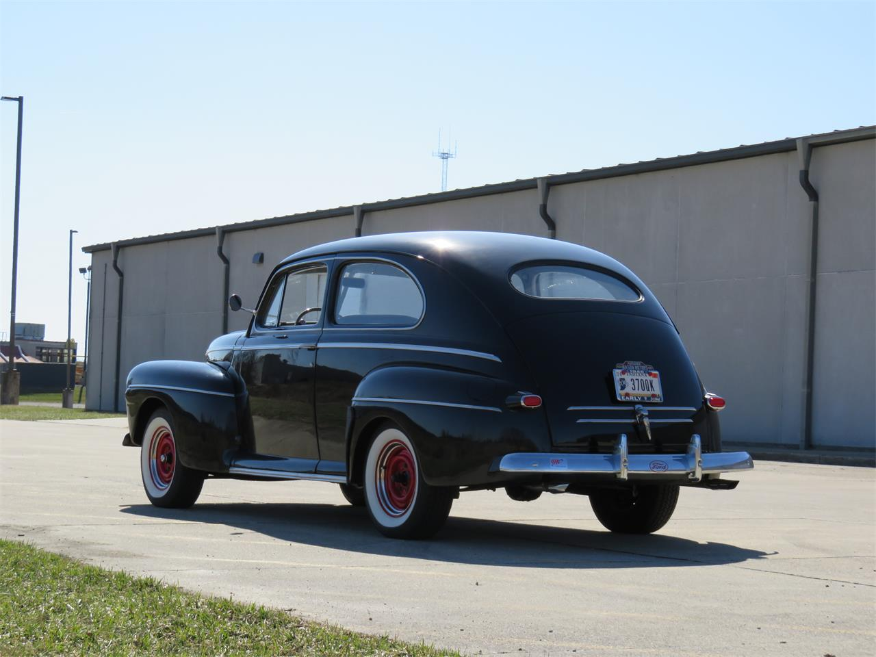 Large Picture of 1946 Deluxe located in Kokomo Indiana Auction Vehicle - MY9Z