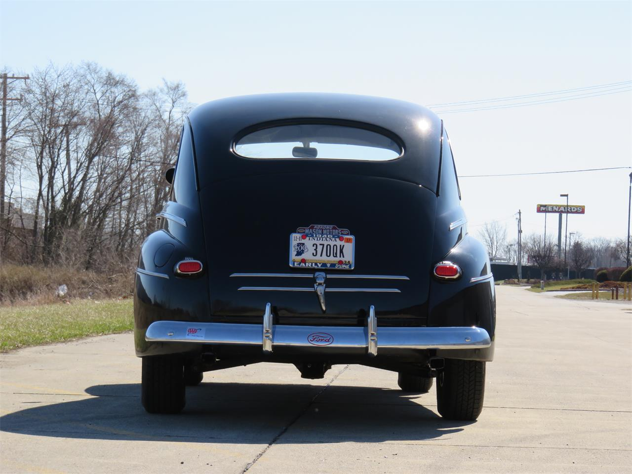 Large Picture of Classic 1946 Ford Deluxe located in Indiana Auction Vehicle - MY9Z