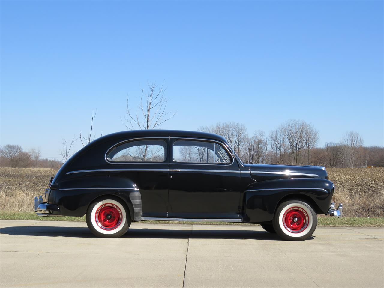 Large Picture of 1946 Ford Deluxe located in Indiana Auction Vehicle - MY9Z