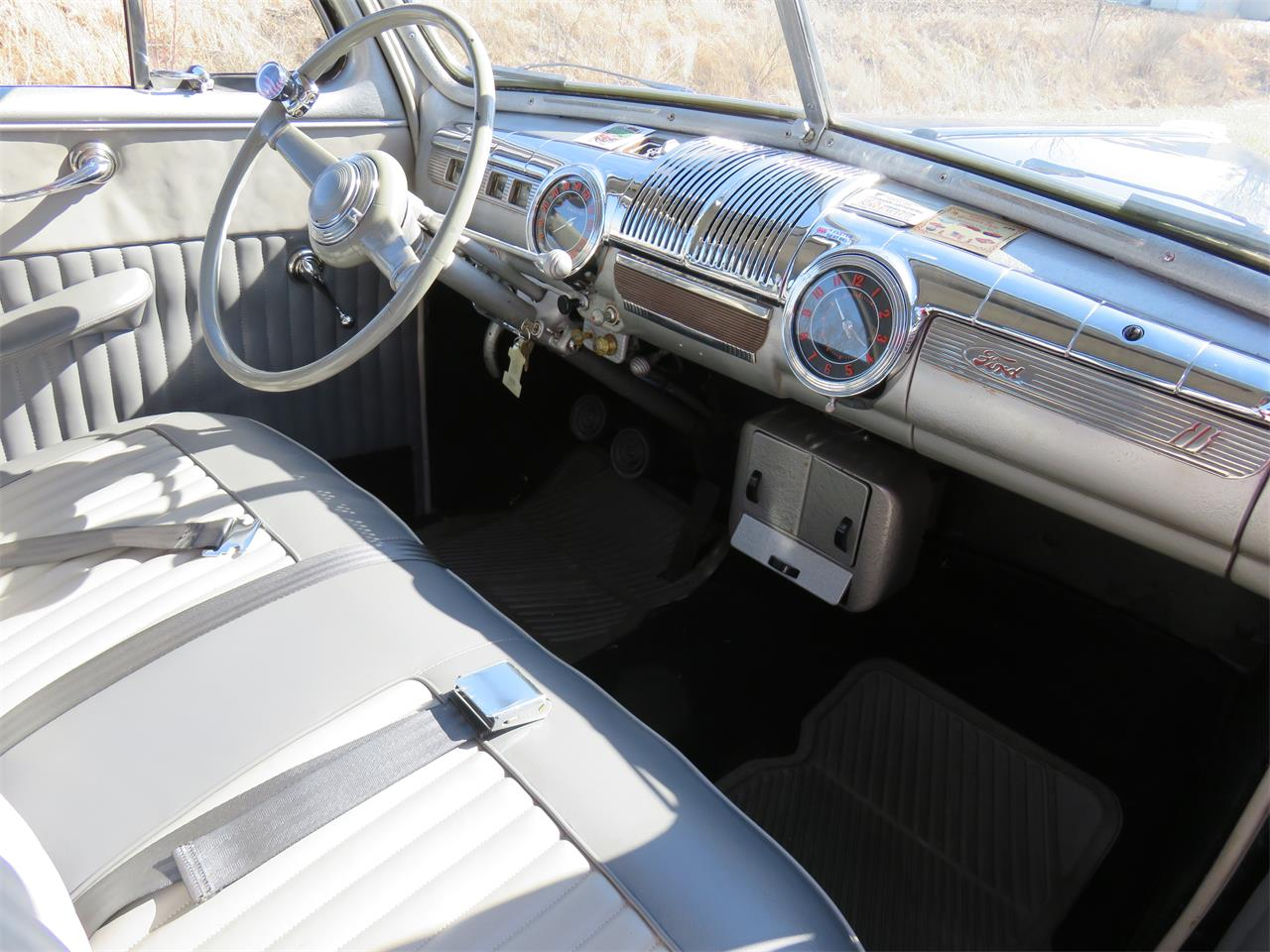 Large Picture of Classic '46 Ford Deluxe located in Indiana Auction Vehicle - MY9Z
