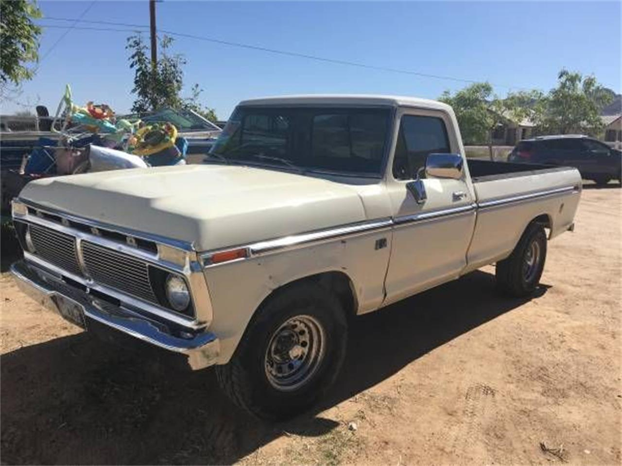 1976 Ford F100 For Sale Classiccars Com Cc 1078554