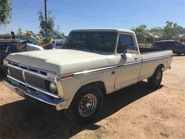 Picture of '76 F100 - N47U