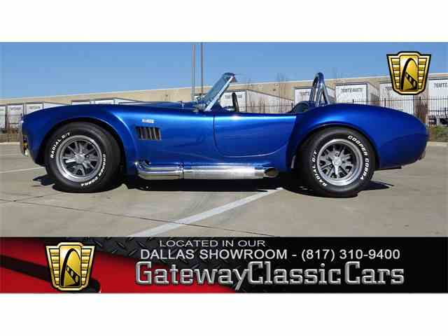 Picture of '67 AC Cobra located in DFW Airport Texas - $39,995.00 Offered by  - N47V