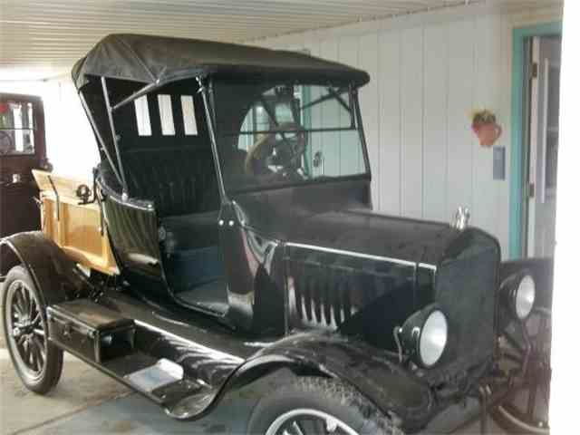 Picture of '21 Model T - N47W