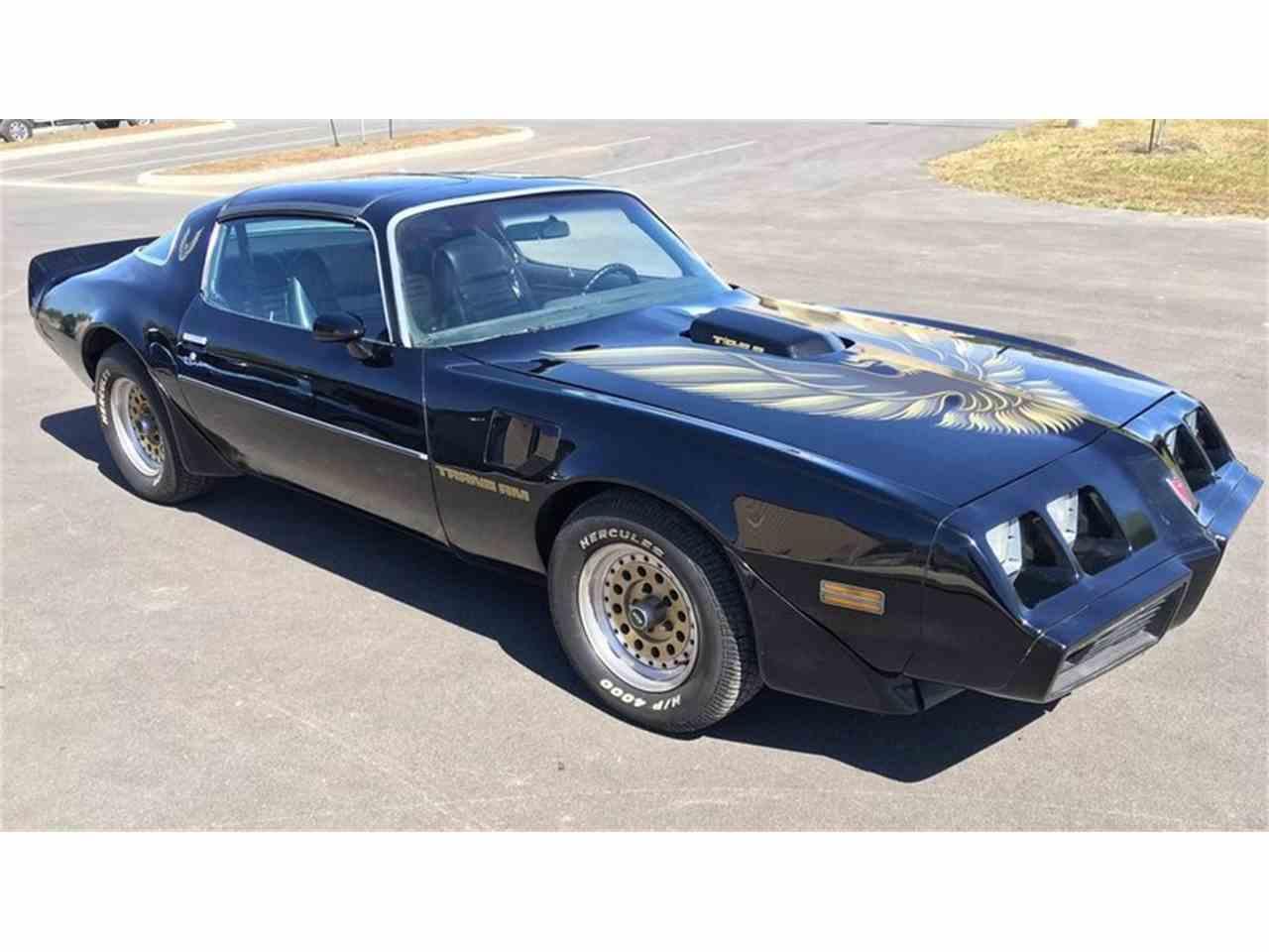 1979 Pontiac Firebird Trans Am Trans Am for Sale   ClassicCars.com ...