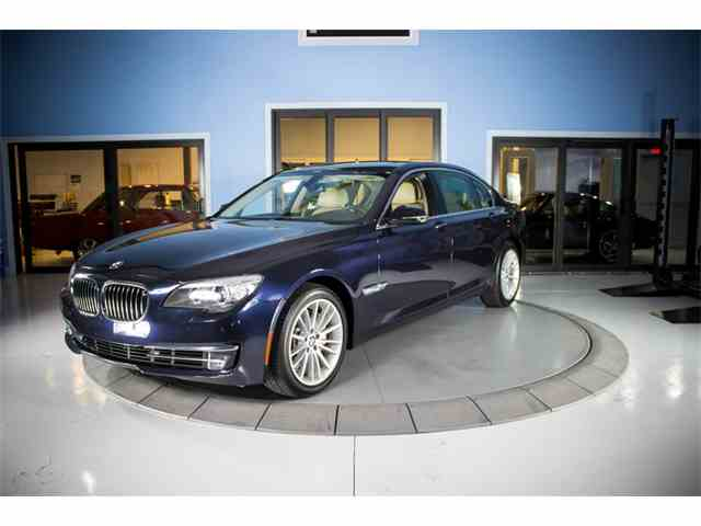 Picture of '14 BMW 750li located in Palmetto Florida - $36,997.00 - N485