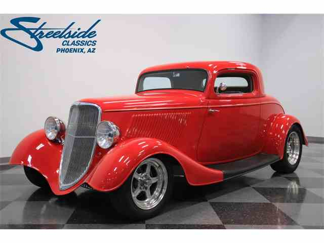 Picture of '34 3-Window Coupe - N488