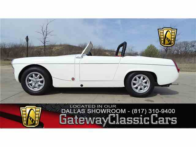Picture of 1961 MG Midget located in DFW Airport Texas - N48G
