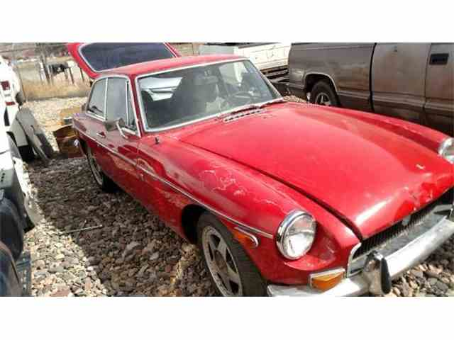 Picture of '72 MGB - N48R