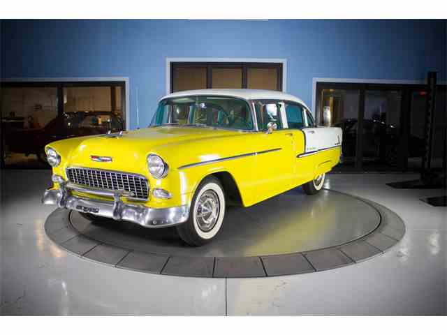 Picture of '55 Bel Air - N48W