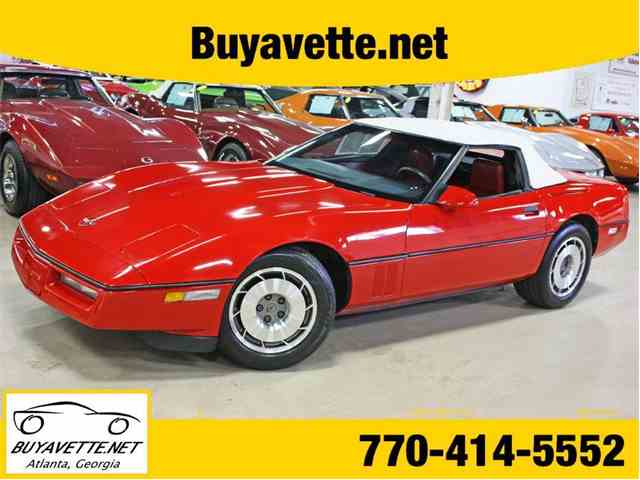 Picture of '87 Corvette - N49A