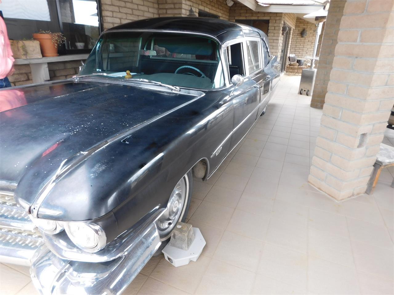 1959 Cadillac Hearse for Sale   ClassicCars.com   CC-1070862