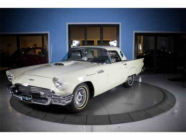 Picture of Classic 1957 Ford Thunderbird located in Palmetto Florida - $28,997.00 Offered by  - N49P