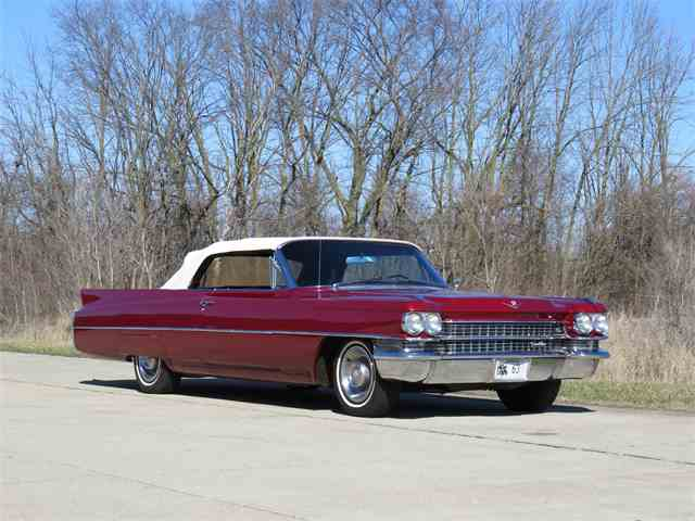 Picture of '63 Series 62 - MYA7