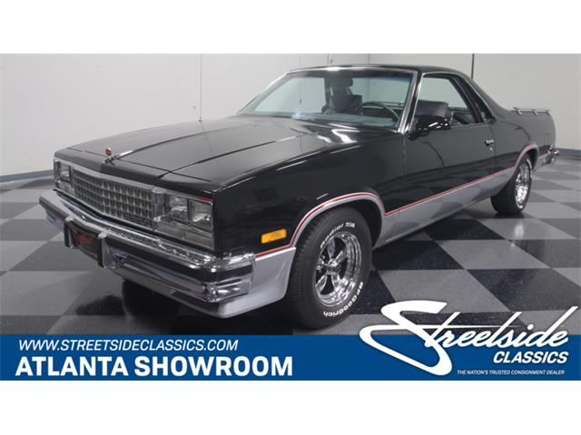 Picture of '86 El Camino SS - N4A2