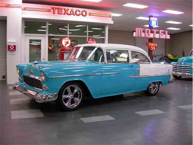 Picture of '55 Bel Air - N4A4