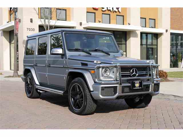 Picture of '16 G-Class - MYAA