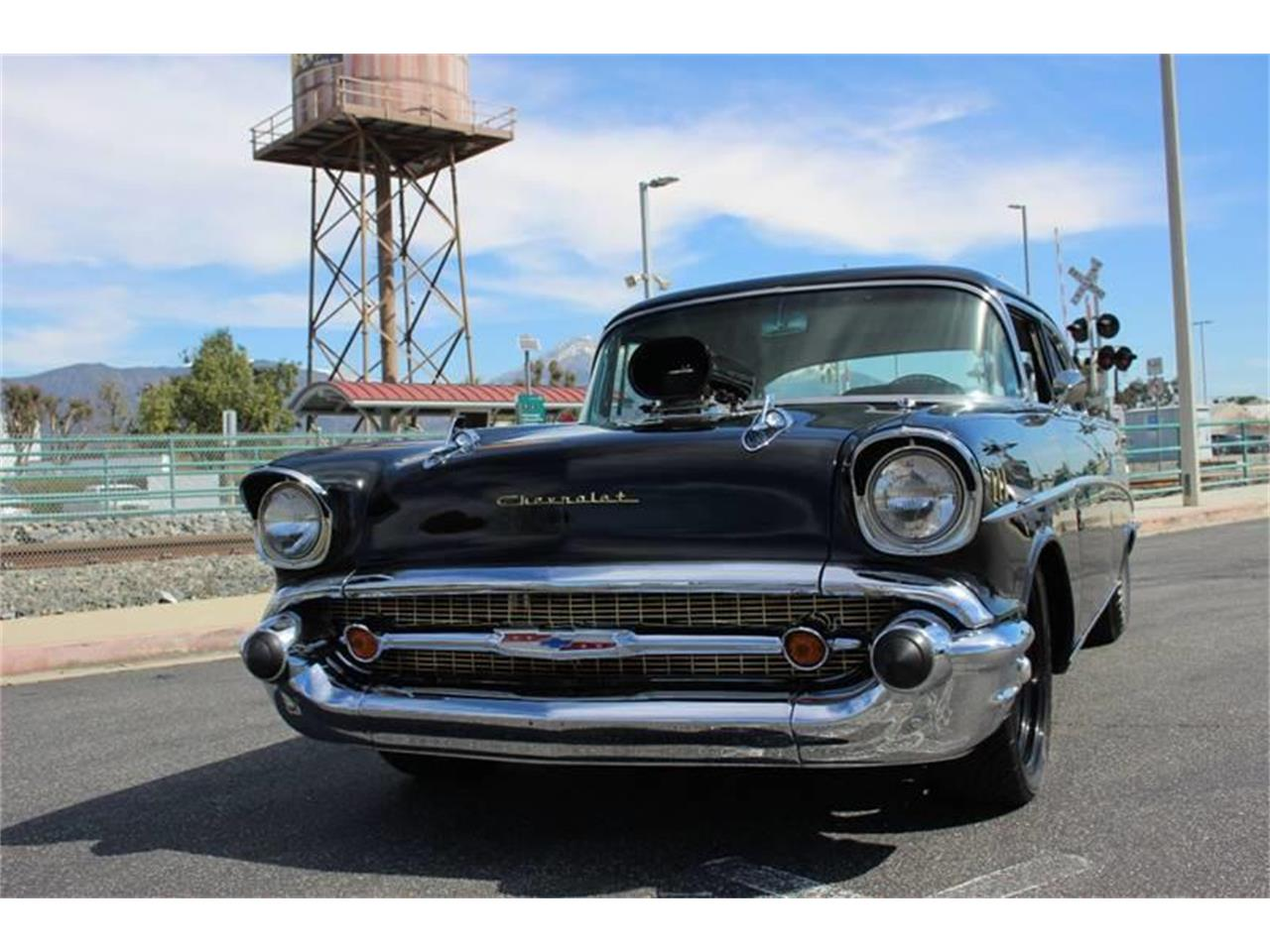 Large Picture of '57 Bel Air - N4AW