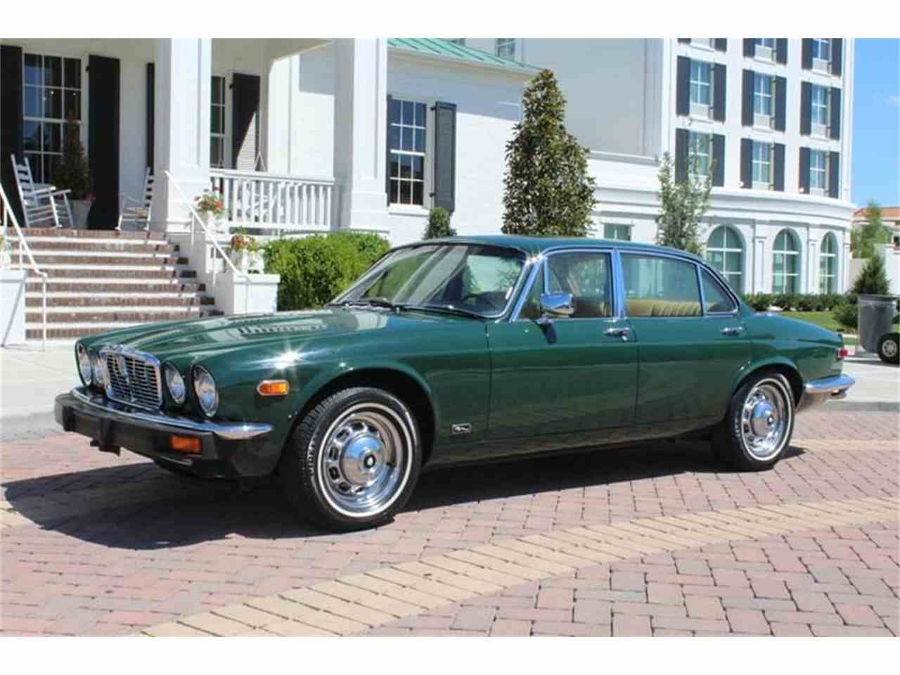 Large Picture of '79 Jaguar XJ located in Brentwood Tennessee Offered by Arde Motorcars - MYAB