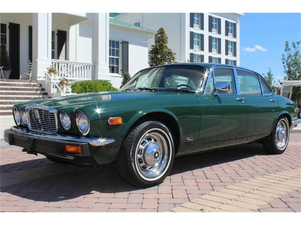 Large Picture of 1979 Jaguar XJ located in Brentwood Tennessee - $50,000.00 Offered by Arde Motorcars - MYAB