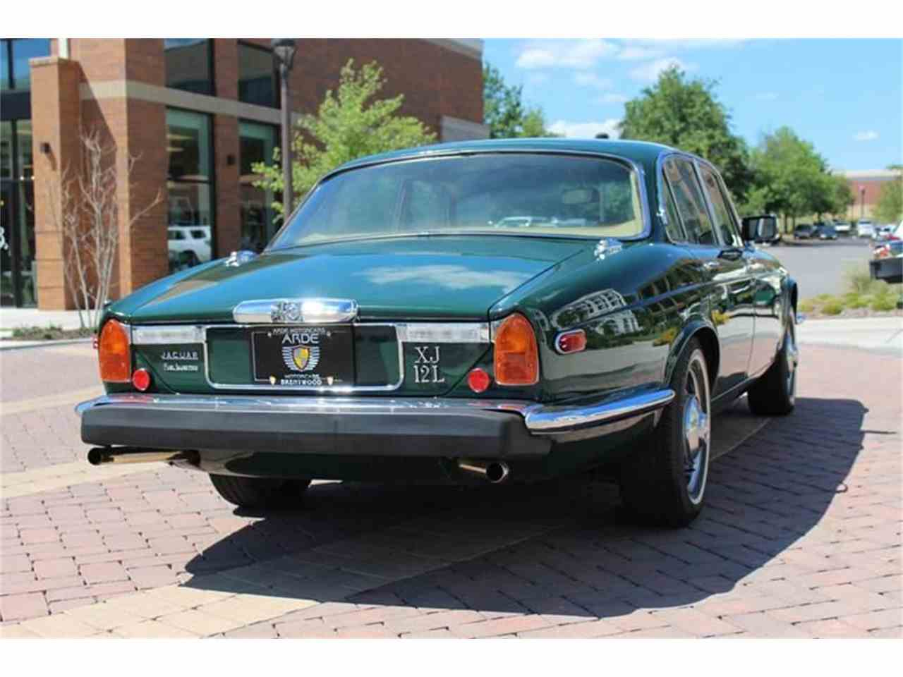 Large Picture of '79 Jaguar XJ located in Tennessee Offered by Arde Motorcars - MYAB