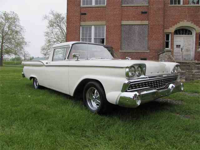 Picture of '59 Ranchero - N4BL
