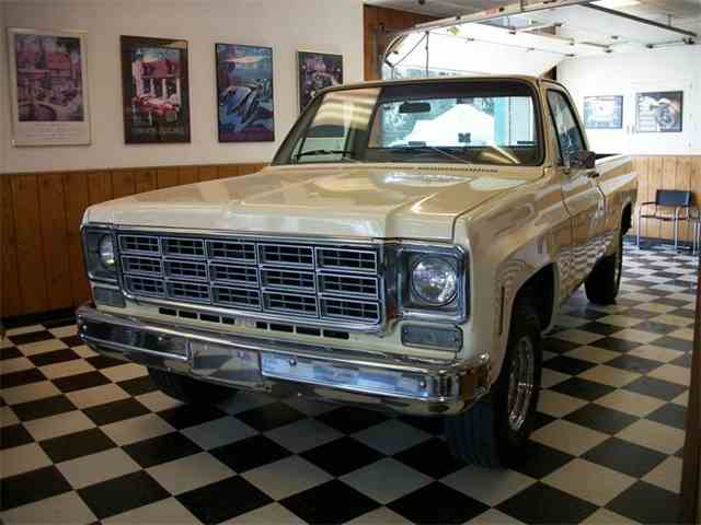 Picture of '77 C/K 10 - N4BM