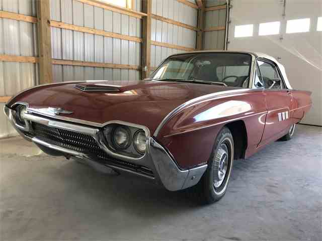 Picture of '63 Thunderbird - N4BN