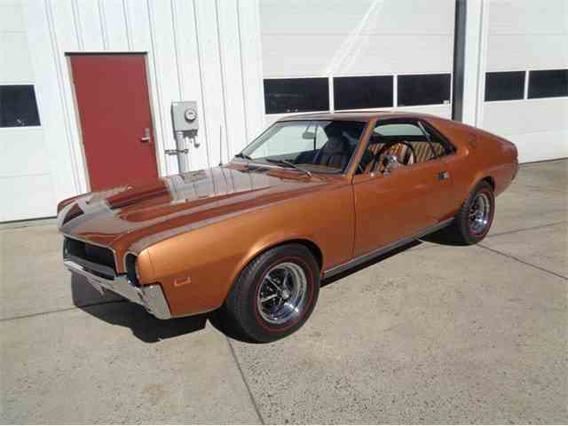 Picture of '69 AMX - N4BQ