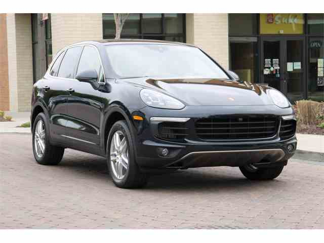 Picture of '17 Cayenne - MYAE