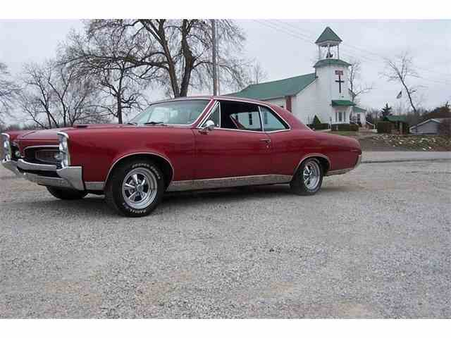 Picture of '67 GTO - N4C4
