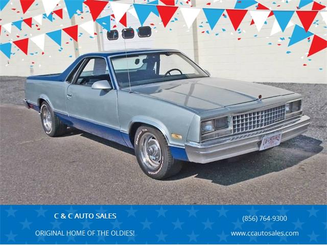 Picture of '86 Chevrolet El Camino - $6,995.00 Offered by  - N4CB