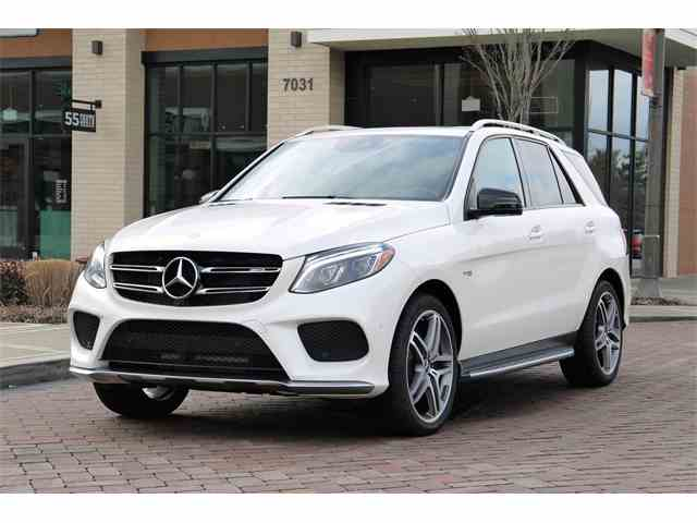 Picture of '17 GL-Class - MYAG